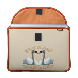 Mute Swans Endless Sleeve For MacBooks
