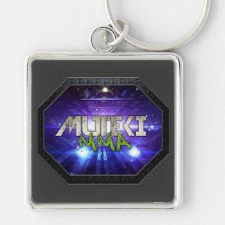 Muteki MMA Metal - PREMIUM KEYCHAIN