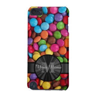 Muticolored colourful candy personalized iPod touch 5G case