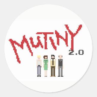 Mutiny 2.0 Sticker