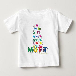 Mutt shirt.ai baby T-Shirt