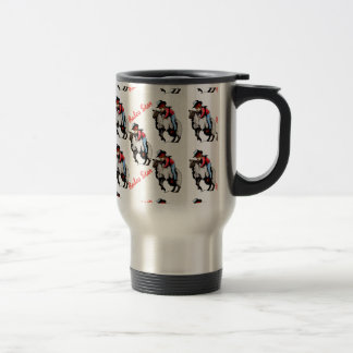Mutton Busting Gifts Travel Mug