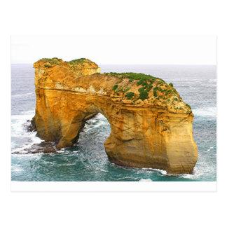 Muttonbird Island, Shipwreck Coast, Australia Postcard