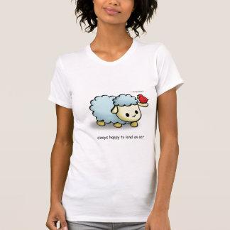 Muttons Lending an Ear - Chirp chirp T-Shirt