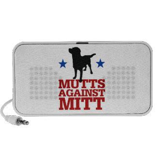 Mutts Against Mitt PC Speakers