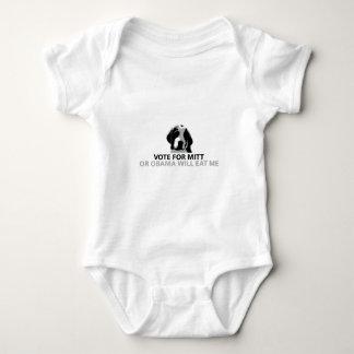 MUTTS-FOR-ROMNEY BABY BODYSUIT