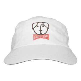 Mutts for the Bay Woven Performance Cap