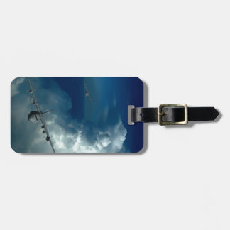 Mutual Support Luggage Tag