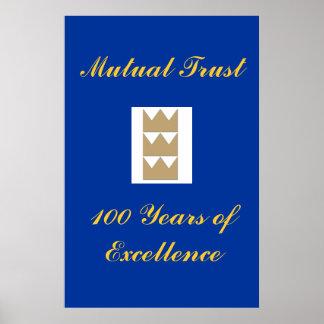 Mutual Trust Poster
