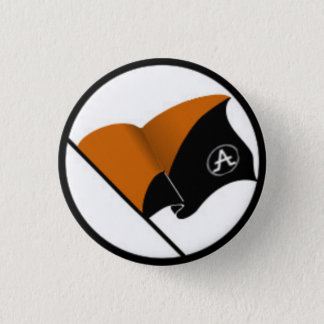 Mutualist Flag 1 Inch Round Button