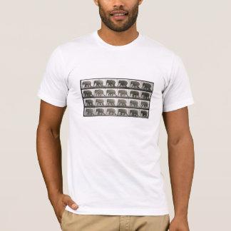 Muybridge's Elephants T-Shirt