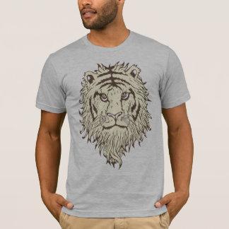 Muzich's Liger - (Men) T-Shirt
