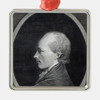 Muzio Clementi, 1803 Metal Ornament