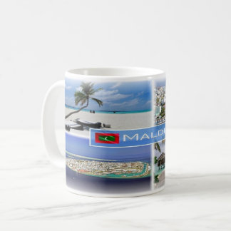 MV Maldives -  Malè - Coffee Mug