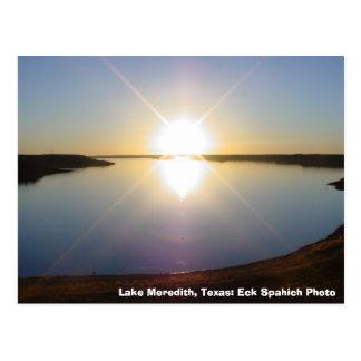 MVC-016S, Lake Meredith, Texas: Eck Spahich Photo Postcard