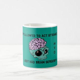 MVD Brain Surgery Awareness Mug