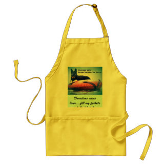 MVGSDR Donations saves lives....fill my... Standard Apron