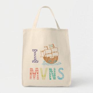 MVNS 2015/2016 Pirate Ship Tote Bag