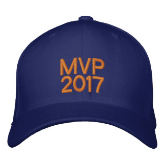 MVP 2017 Customizable Cap at eZaZZleMan.com Baseball Cap