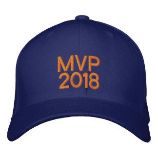 MVP 2018 Customizable Cap at eZaZZleMan.com