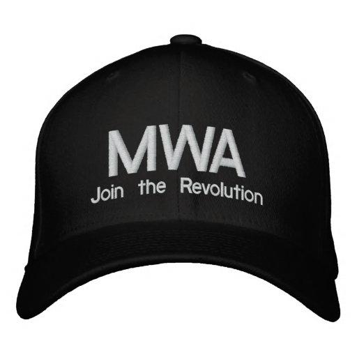MWA hat Embroidered Hats