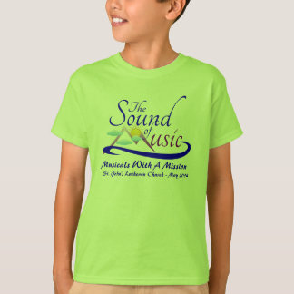 MWAM Sound of Music shirt (Kids)
