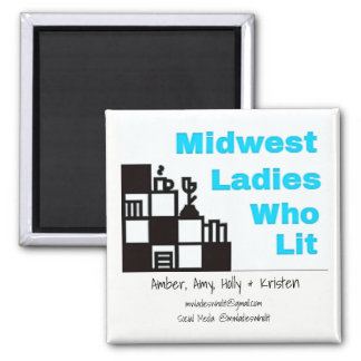 MWLWL 2 Inch Square Magnet