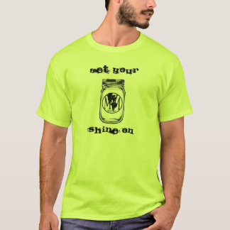 """MwM Mens """"Get Your Shine On"""" Edition T-Shirt"""