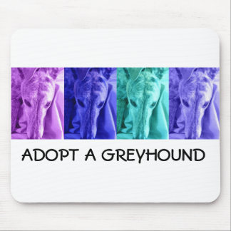 Mx4 design ADOPT A GREYHOUND mousepad