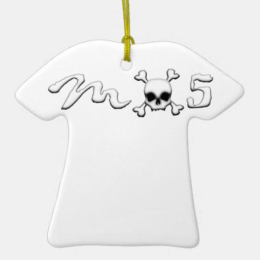MX5 skull Ornament