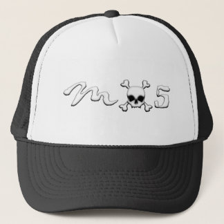 MX5 skull Trucker Hat