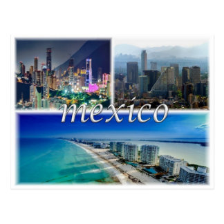 MX Mexico - Postcard