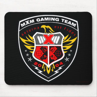 mXm Patch Mousepad