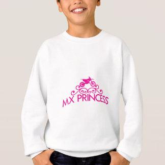 mxprincess tiara sweatshirt