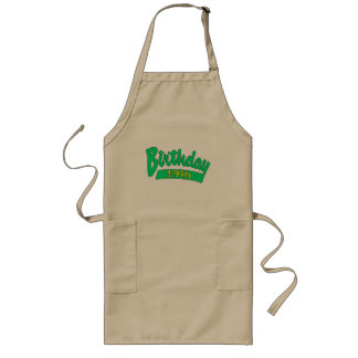My 19th Birthday Gifts Long Apron