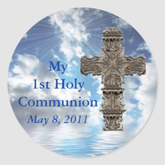 My 1st Holy Communion Stickers