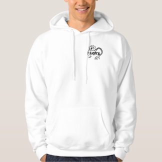 My 1st Love Skater Swagger Womans Hoodie