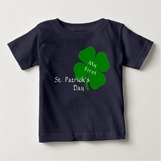 My 1st St. Patrick's Day Baby T-Shirt