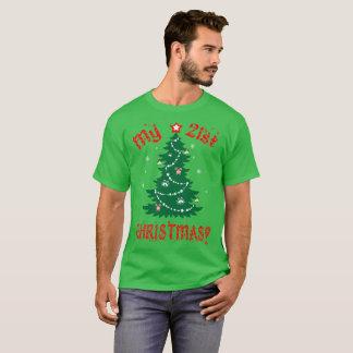 My 21st Christmas Ugly Sweater Gift Tshirt
