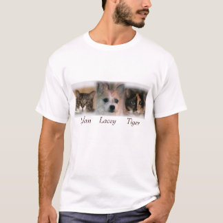 my 3 pets T-Shirt