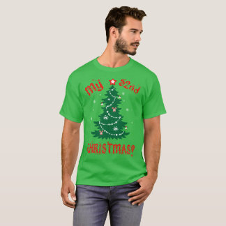 My 52nd Christmas Ugly Sweater Gift Tshirt