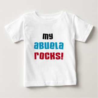 My Abuela Rocks T-shirts and Gifts