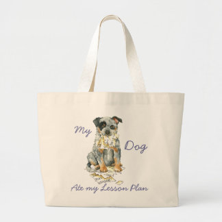 My ACD Ate My Lesson Plan Jumbo Tote Bag
