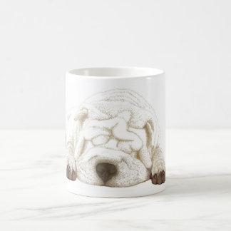 My adorable Shar-pei Coffee Mug