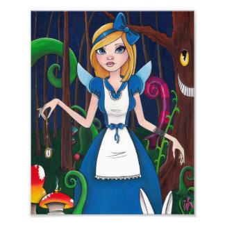 My Alice - Fairy Art Print Art Photo