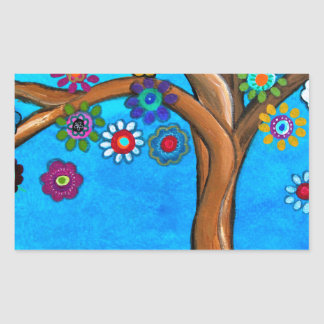 MY ALLY TREE OF LIFE WHIMSICAL PAINTING