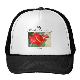 My Aloha Friday Retro Trucker's Cap Trucker Hat