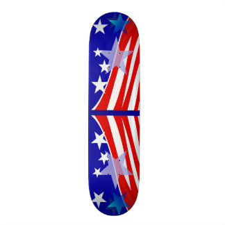 MY AMERICA SKATEBOARD DECK