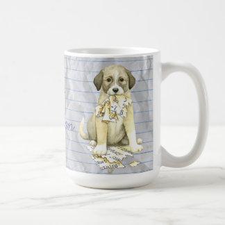 My Anatolian Ate My Lesson Plan Coffee Mug