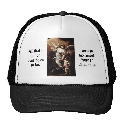 my angel mother hat